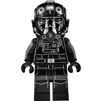 Lego Star Wars: UCS Imperial TIE Fighter Pilot with Blaster - Minifigure